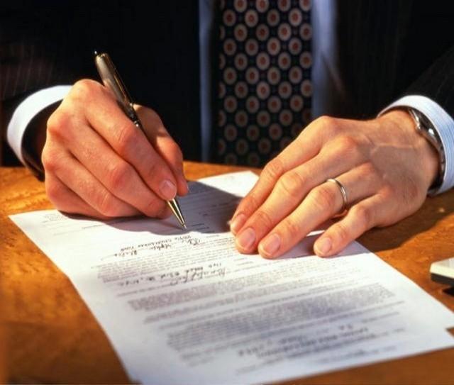 составление договоров юридическая фирма